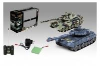 Радиоуправляемый танковый бой T-90 vs KingTiger ZEGAN 99821
