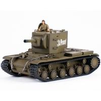Радиоуправляемый танк VsTank Pro KV-2 Soviet Army Green 1:24 2.4G A03102966