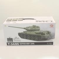 Радиоуправляемый танк Heng Long T-34/85 2.4G 1:16 - 3909-1PRO