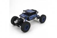 Радиоуправляемый синий Краулер 4WD 1:18 2.4G JD Toys 699-91