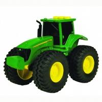Трактор Tomy с большими колесами с подсветкой и звуком