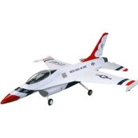 Радиоуправляемый самолет Art-tech F-16 Thrust Vectoring Jet EPO RTF 2.4G - 21211