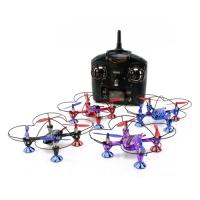 Радиоуправляемый квадрокоптер WL toys SkyLark 2.4GHz - V252