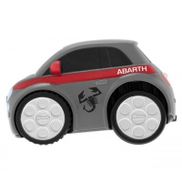 Игрушка машинка Chicco Turbo Touch Fiat 500 Abarth 2