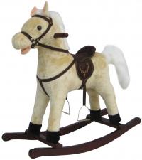 Лошадка-качалка BabyMix OSCAR
