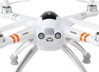 Радиоуправляемый квадрокоптер Walkera QR X350 Pro Basic Devo 7