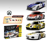 Радиоуправляемый конструктор - спортивные автомобили Mclaren, Ferrari, Aston Martin и Porsche - 2028-4S02B