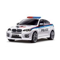 Радиоуправляемый полицейский джип BMW X6 - 866-1401PB