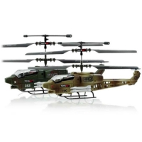 Радиоуправляемый вертолетный бой с гироскопом - JXD353