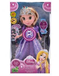 Интерактивная кукла Disney Принцесса Рапунцель 25 см - RAP003