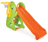 """Горка Pilsan """"Слон"""" с баскетбольным кольцом"""