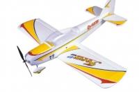 Радиоуправляемый самолет Focus EP 400 (EPO) Dynam DY8921