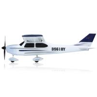 Радиоуправляемый самолет Dynam Cessna EP 400 EPO RTF 2.4G - DY8924