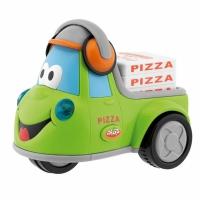 """Весёлый грузовичок Chicco """"Развозчик пиццы"""""""