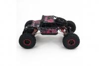 Радиоуправляемый красный Краулер 4WD 1:18 2.4G JD Toys 699-92