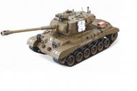Радиоуправляемый танк Pershing (Snow Leopard) масштаб 1:20 27Мгц Household 4101-4