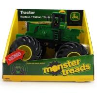 Трактор Tomy Monster Treads с большими колесами с вибрацией и звуком