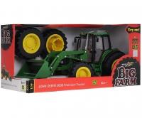 Трактор Tomy John Deere 6830