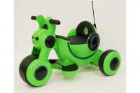 Электромотоцикл, цвет зелёный Harleybella HL300-G