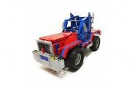 Радиоуправляемый конструктор грузовик / джип Cada Technics 2 в 1 Double Eagle C51002W