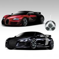Радиоуправляемый конструктор - автомобили Bugatti Veyron и Audi R8 - 2028-2F02B
