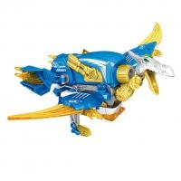 Динобот Pterosaur трансформер - пистолет с патронами и мишенью - SB377