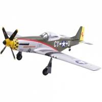 Радиоуправляемый самолет Art-tech P-51D Gunfighter Commemorative Edition EPO 2.4G - 21088