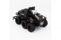 Радиоуправляемая машина джип 6х6 YED Black Thunder Speed WE-7 YED YE81401