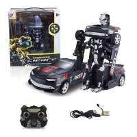 Радиоуправляемый робот-трансформер JQ Troopers Fierce - TT661A