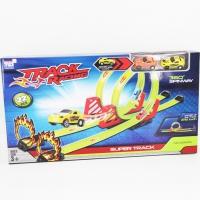 Детский пусковой трек Track Racing длина трека 550 см - TL-68816