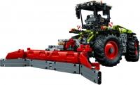 Конструктор Lepin Technics 20009 трактор Claas Xerion 5000 Trac VC (аналог LEGO Technic 42054)