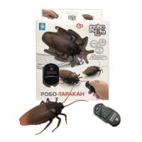 Интерактивная робо - игрушка таракан с пультом управления
