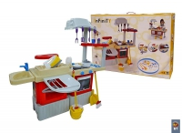 42309 Кухня INFINITY basic №4 Palau (в коробке)