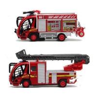 Радиоуправляемая пожарная машина City Hero 1:87 - 7911-5H