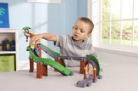 Игровой набор Chuggington Die-Cast Сафари-приключения с Коко