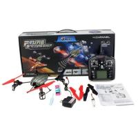 Радиоуправляемый квадрокоптер WL toys V969 2.4GHz с мыльными пузырями - V969