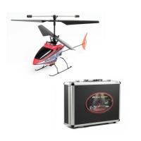 Радиоуправляемый вертолет Nine Eagles Solo 210A Red&Blue 2.4 GHz RTF в кейсе