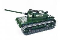 Радиоуправляемый конструктор танк QiHui QH8011