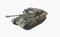 Радиоуправляемый танк USA M60 зеленый Household 4101-14