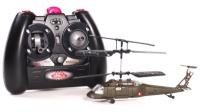 Радиоуправляемый микровертолет Black Hawk UH-60 - S013