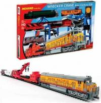 "Железная дорога ""MEHANO"" T741 Wrecker Crane 2,85 м"