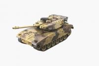 Радиоуправляемый танк Israel Merkava