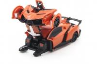 Радиоуправляемый трансформер MZ Lamborghini Veneno Orange 1:24 Meizhi MZ-2828X