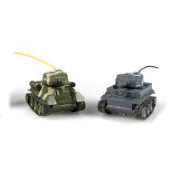 Радиоуправляемый мини танковый бой 1:64 - 777-213