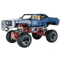 Конструктор Lepin Technics 20011 Монстр Трак 4x4 Crawler (аналог LEGO Technic 41999)