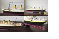 """Корабль радиоуправляемый """"Титаник"""" Heng Tai 757T-4020"""