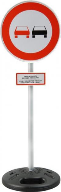 """Игровой набор Pilsan """"Дорожные знаки на стойке"""""""