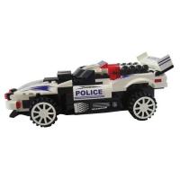"""Радиоуправляемый конструктор - автомобиль """"Полиция"""" - LXY11C"""