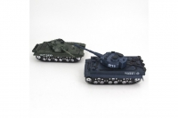 Радиоуправляемый танковый бой Тигр и Type 99 1:32 Xuanluo 369-22