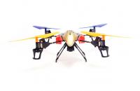 Радиоуправляемая модель квадрокоптера Nine Eagles 181°TOY + видеокамера